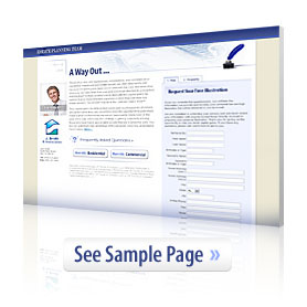 Visit a sample site
